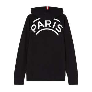 Veste Homme PSG Jordan Black Cat FC Wings Full Zip