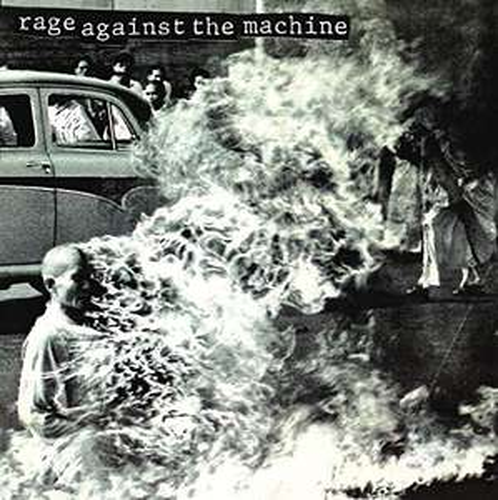 Sélection d'Albums Vinyle en Promotion - Ex: Rage Against the Machine
