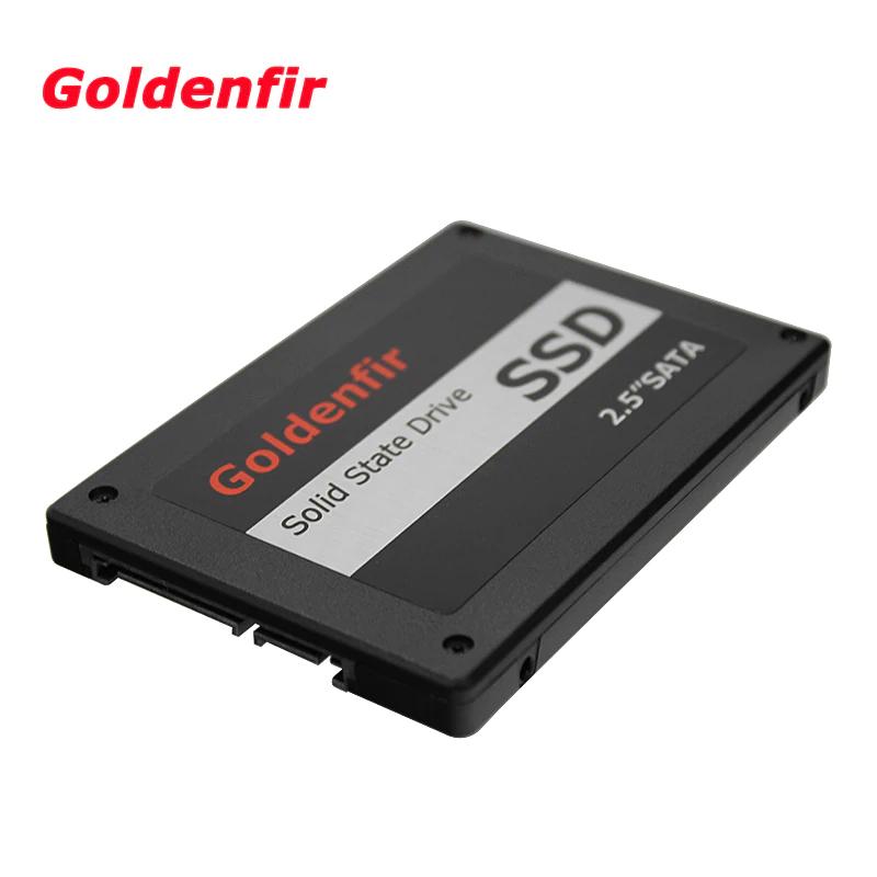 """SSD Interne 2.5"""" Goldenfir - 1 To"""