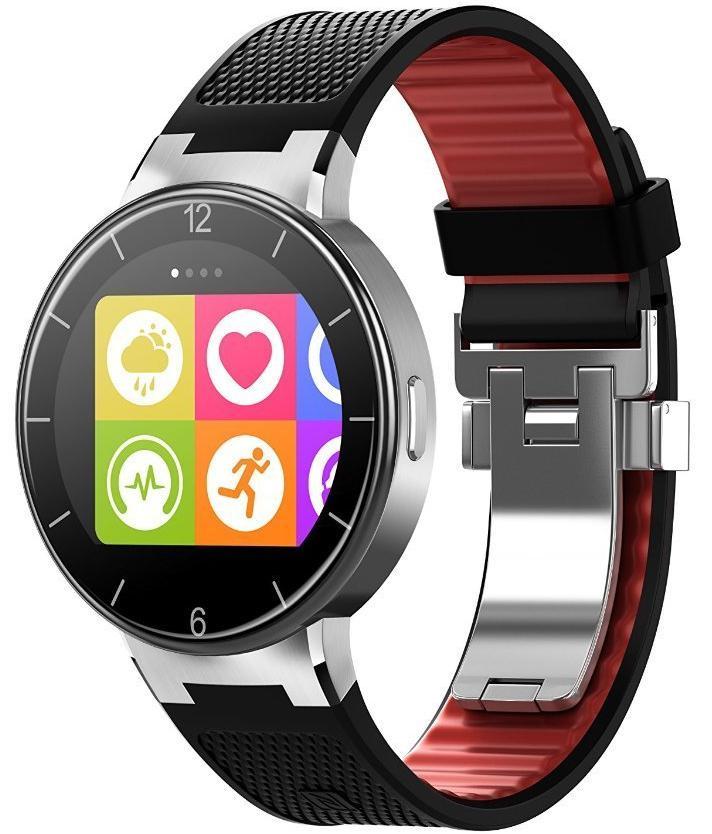 Montre connectée  Alcatel Onetouch Watch Noire
