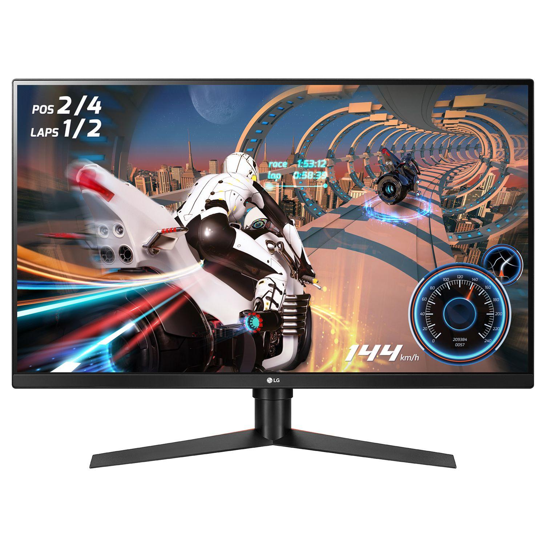 "Écran PC 32"" LG 32GK650F-B - 2560 x 1440, VA, FreeSync, 144hz"