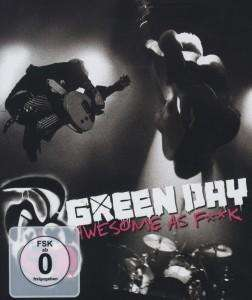 Green Day : Awesome As Fuck / CD + BluRay