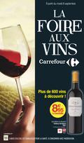 20€ de bon d'achat par tranche de 100€ d'achat sur les vins