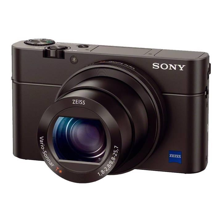 Appareil photo compact Sony DSC RX-100 III - 20.1 MP (Modèle d'exposition - Frontaliers Suisse)