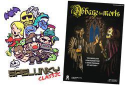 L'Abbaye des Morts et Spelunky Classic gratuit sur PC (Dématérialisé - sans DRM)