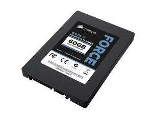 Disque SSD 2.5'' SATA III Corsair Force 3 series 60Go - Reconditionné via paiment Buyster