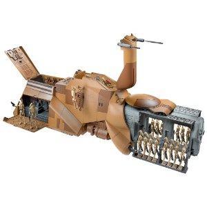 baisse de 15 euros ! - fan de Starwars only - Droid MTT Vehicle (9,5€ de frais de port)