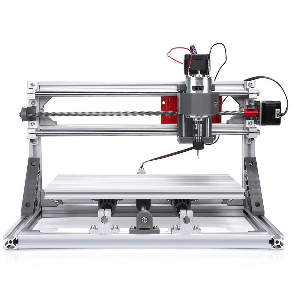 [Précommande] Machine de Gravure Alfawise C10 CNC 3018 - Argent