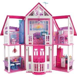 Barbie maison de rêve port inclus
