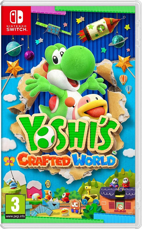 Yoshi's Crafted World sur Nintendo Switch