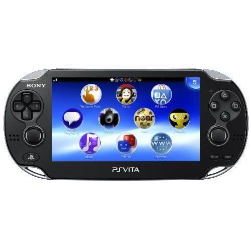 Console Portable Sony PS VITA - WiiFi + 3G - Occasion (Via l'Application Mobile)