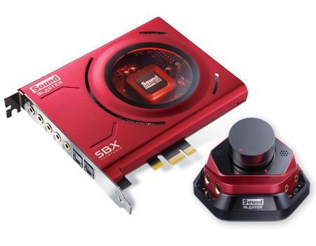 Carte son Creative Sound Blaster Zx