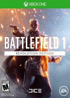 Jeu Battlefield 1: Revolution Edition sur Xbox One (Dématérialisé)