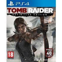 Jeu Tomb Raider sur PS4 - Definitive édition