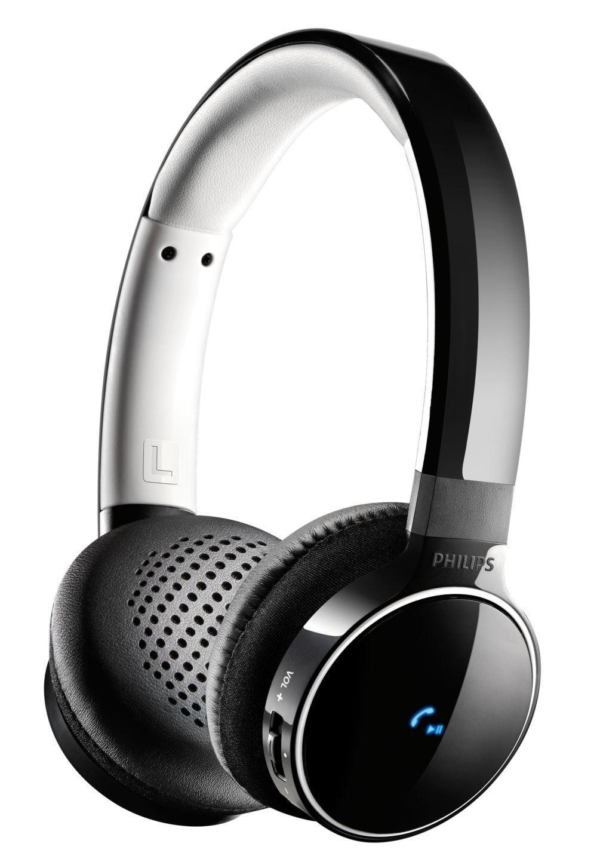 Casque Audio sans fil Philips SHB9150BK/00 - Bluetooth, NFC, micro - Noir