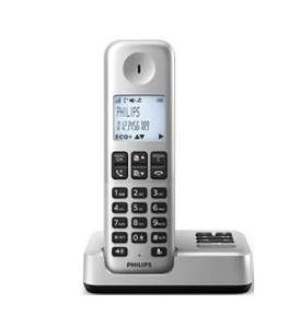 telephone fixe sans fil philips d5351s avec r pondeur. Black Bedroom Furniture Sets. Home Design Ideas