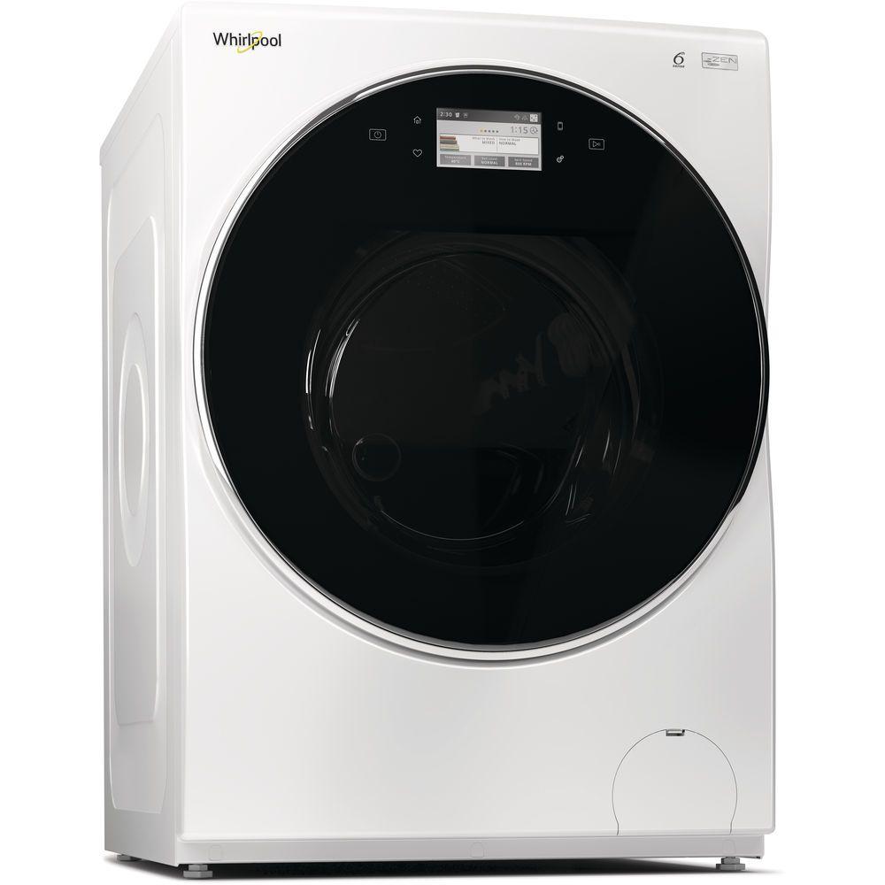 Lave linge connecté Whirlpool FRR12451 - 12 kg, 1400 trs/min, Ecran tactile, A+++ -60%, Moteur induction (via ODR de 400€)