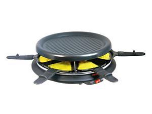 Appareil à raclette Grill HARPER RG6 900w 6 personnes