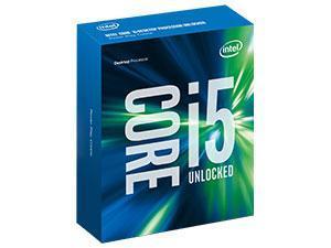 Kit EVO Skylake : Processeur Intel i5 6600K + carte mère MSI Z170A PC MATE + Mémoire RAM Kingston HyperX Fury  2x 4 Go DDR4