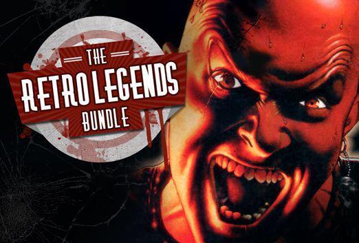Retro Legends Bundle  : 17 jeux rétro sur PC (Dématérialisé Steam)