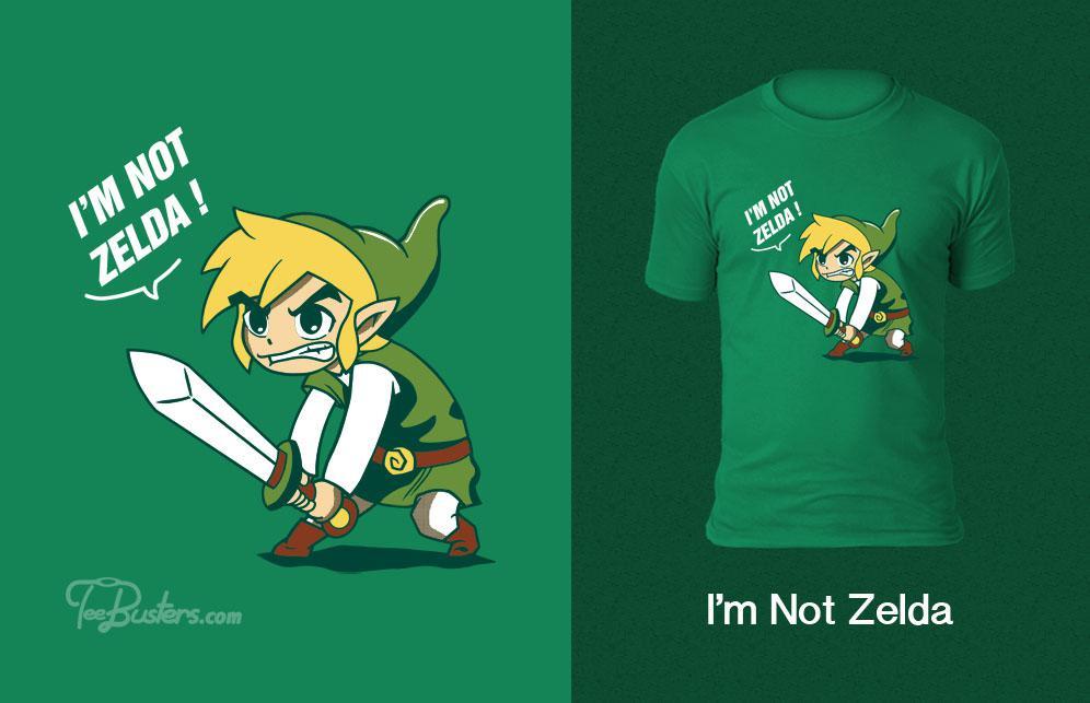 T-shirt motif original aléatoire