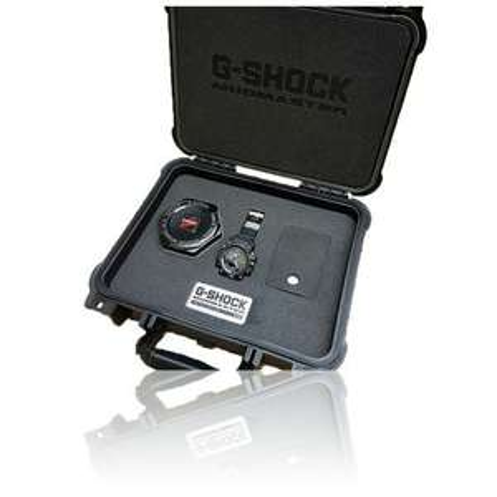 Coffret Montre Casio G Shock GWG-1000-1A1-FR - Noir