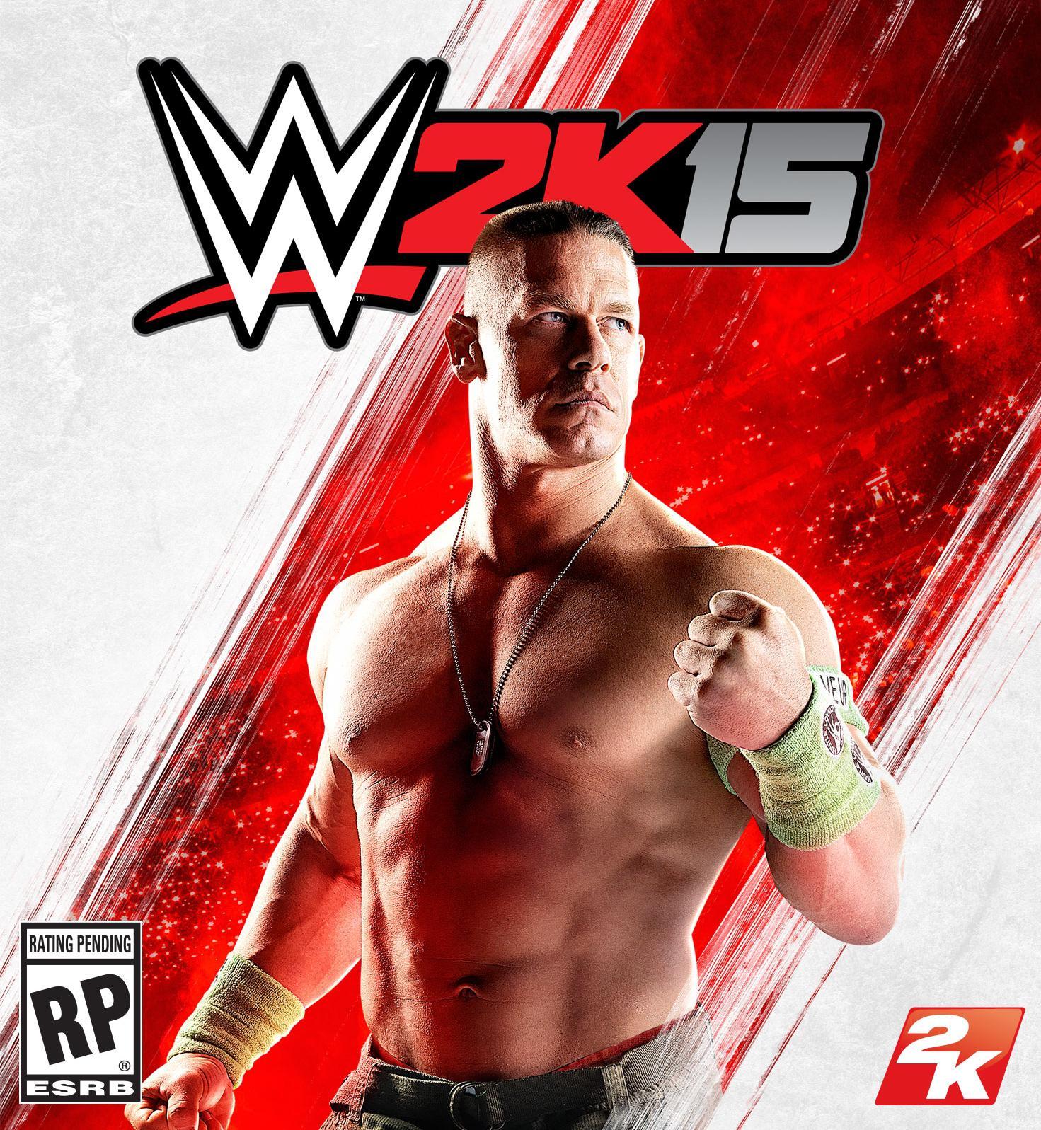 WWE 2K15 + tous les DLC sur PC (Dématérialisé - Steam)