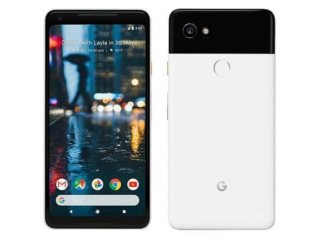 "Smartphone 6"" Google pixel 2 XL - QHD+, Snapdragon 835, RAM 4 Go, ROM 64 Go"