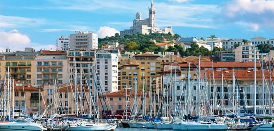 Appart'City et Park & Suites à partir de 39€ - Ex: 1 nuit Appartement Marseille Euromed 3*