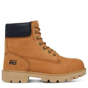 50 % de réduction sur la gamme Timberland Pro - Ex : Timberland Pro 6-inch Sawhorse Worker Boot