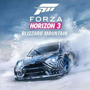 [Gold] Extension Forza Horizon 3 Blizzard Mountain sur Xbox One & PC Windows 10 (Dématérialisée) à 4,99€ (Store FR) ou 2,57€ (Store AR)