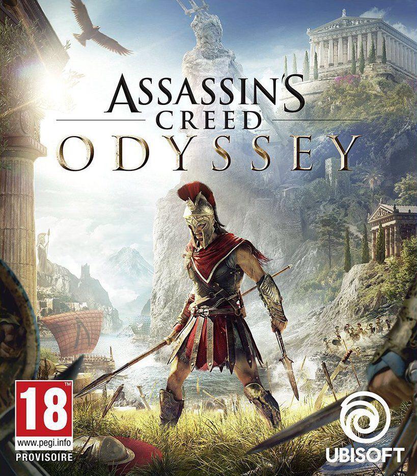 Assassin's Creed Odyssey sur Xbox One (dématérialisé - Store AR)