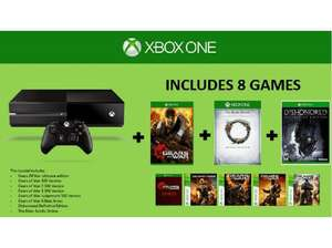 Pack Xbox One Gears of War + Dishonored + The Elders Scrolls Online: Tamriel Unlimited
