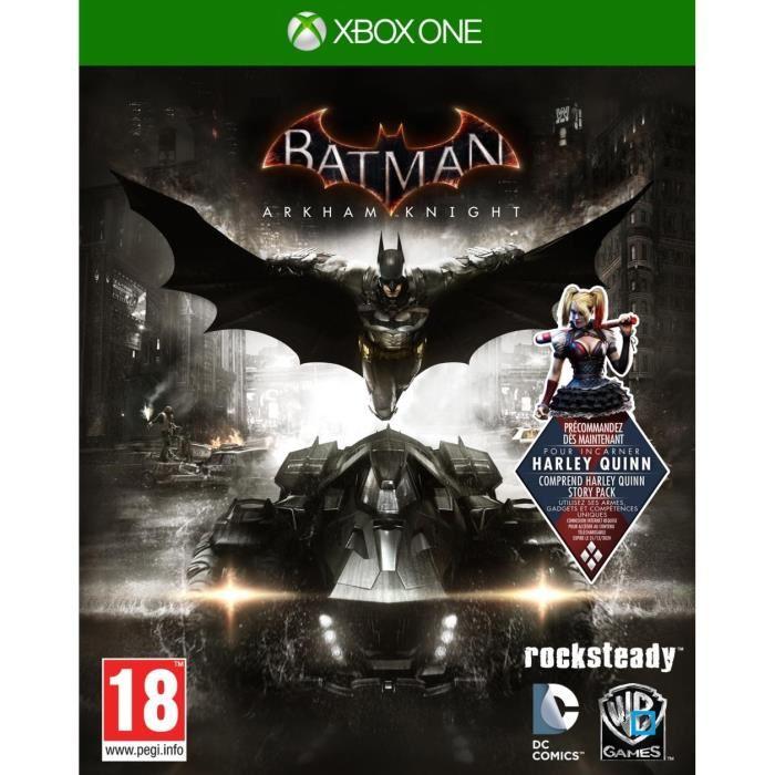 Sélection de jeux PS4 / Xbox One / PC en promotion - Ex: Batman Arkham Knight sur Xbox One