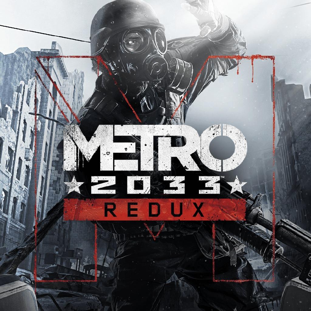 Metro 2033 Redux ou Metro: Last Light Redux sur PC (Dématérialisé - DRM-Free)