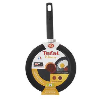 Poêle Tefal Welcome - 24cm de diamètre, tous feux sauf induction