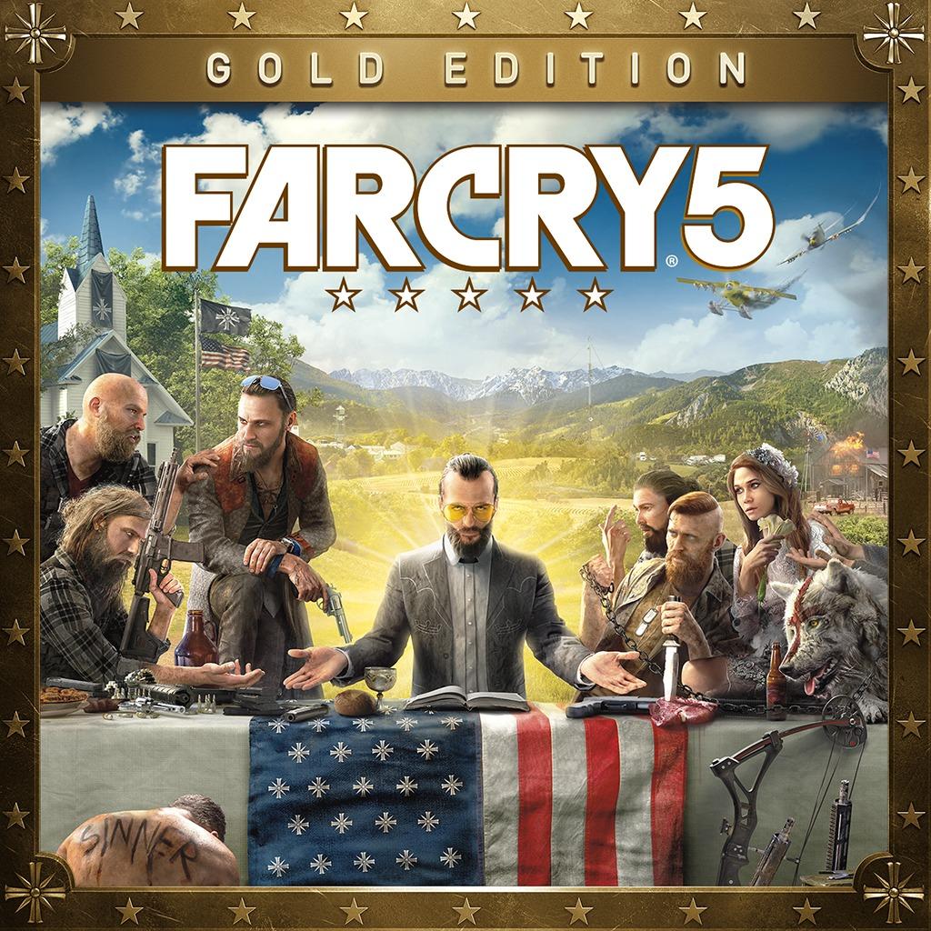 Sélection de jeux Ubisoft en promotion sur Xbox One - Ex: Far Cry 5 Gold Edition (Dématérialisé)