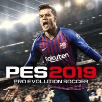 PES 2019 sur PS4 (Dématérialisé)