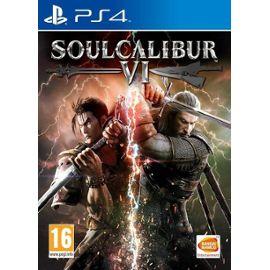 SoulCalibur VI sur PS4 (29,59€ avec le code R530) + 2,42€ en SuperPoints