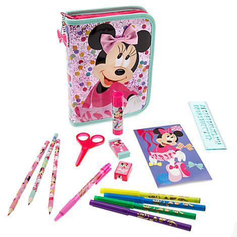 Jusqu'à 50% sur une sélection d'articles filles - Ex : Trousse garnie Minnie Mouse