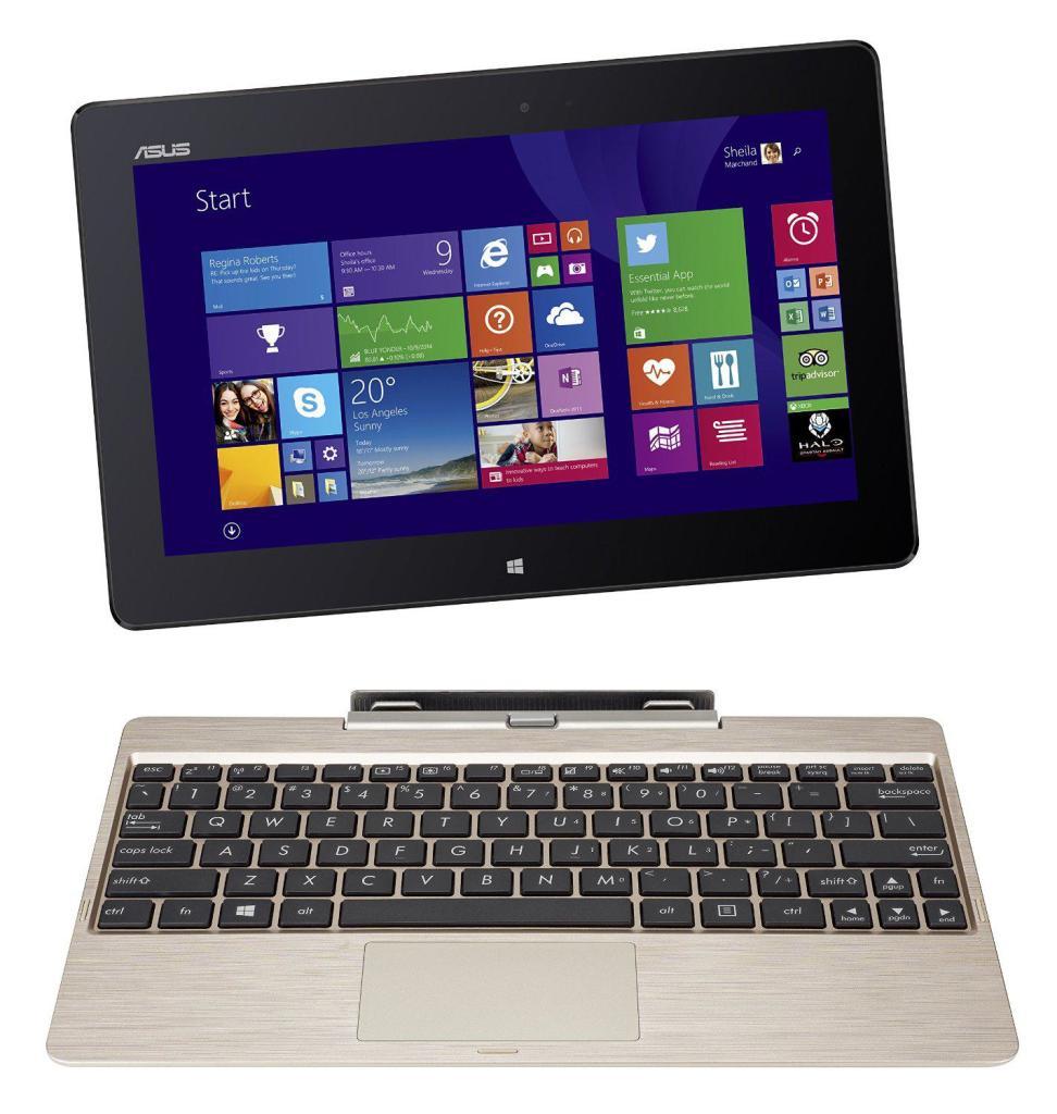 "Tablette 10,1"" Asus Transformer Book T100TAM-DK047B - Windows 10"