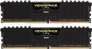 Kit barrettes mémoire DDR4 Corsair Vengeance LPX - 16 Go (2x8 GO)  , 3000 Mhz