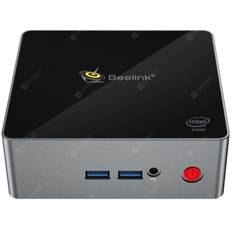 Mini PC Beelink J45 - Pentium J4205, 8 Go de RAM, 256Go SSD