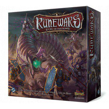 Jeu de figurines Runewars (VF)