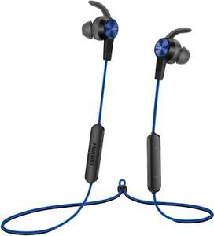 Écouteurs intra-auriculaires Huawei Sport Lite AM61 - Bluetooth aptX, étanche IPX5, avec micro, bleu (via Offre Spéciale)