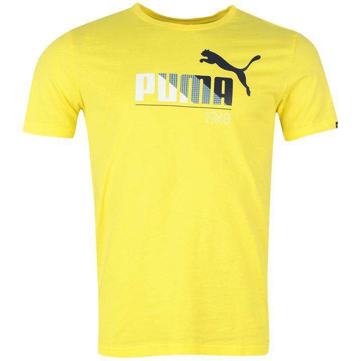 Sélection de T-Shirts Replay, Puma et Versace en promo - Ex : Tshirt homme Puma