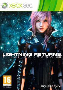 Jeu Lightning Returns: Final Fantasy XIII sur X-Box 360