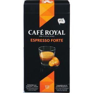 2 boites de Café Royal gratuits (au lieu de 4.70€)