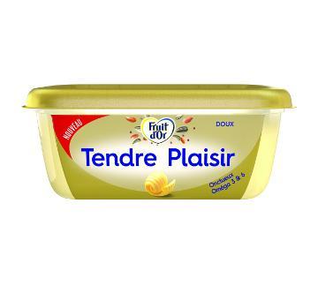 Margarine Tendre Plaisir Fruit D'or gratuit