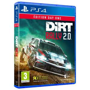DiRT Rally 2.0 - Day One Edition sur PS4 et Xbox One